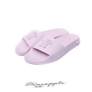 "Versace Chinelo Baroque Medusa ""Pink"""