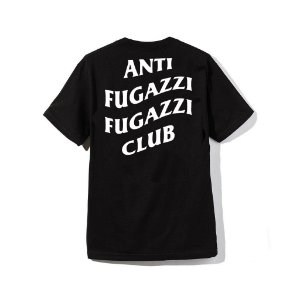 "YEEZY BUSTA - Camiseta Anti Fugazzi Club ""Black/White"""