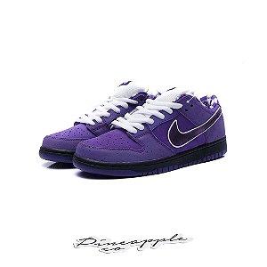 "Nike SB Dunk Low x Concepts ""Purple Lobster"""