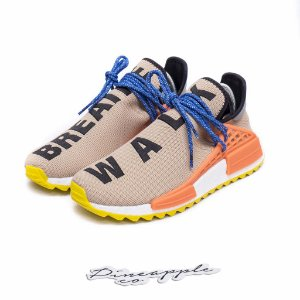 "adidas NMD Human Race x Pharrell ""Pale Nude"" -NOVO-"