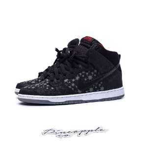 "Nike SB Dunk High x Brooklyn Projects ""Paparazzi"""