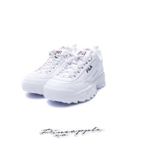 "FILA Disruptor 2 (Feminino) ""White"""