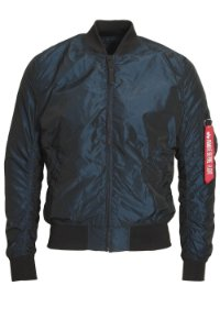 "Alpha Industries - Jaqueta Bomber ma-1 ""Iridium"""