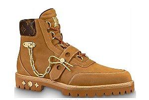 ENCOMENDA - Louis Vuitton x Virgil Abloh's - Creep Ankle Boot