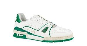 "ENCOMENDA - Louis Vuitton x Virgil Abloh's - Trainer ""Green"""