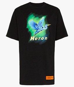 "HERON PRESTO - Camiseta Airbrush ""Black"""