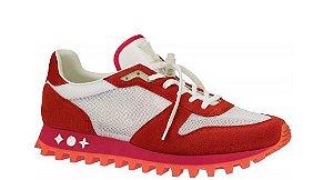 "ENCOMENDA - Louis Vuitton x Virgil Abloh's - Runner ""Red"""