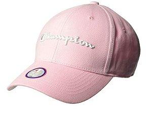 "CHAMPION - Boné Classic Twill ""Light Pink"""