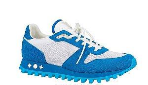 "ENCOMENDA - Louis Vuitton x Virgil Abloh's - Runner ""Blue"""