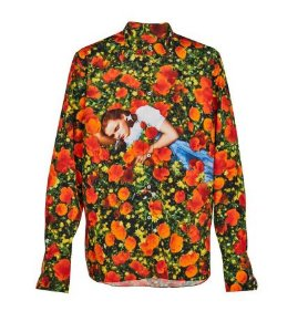 ENCOMENDA - Louis Vuitton x Virgil Abloh's - Camisa Graphic