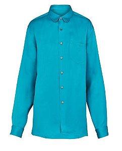 """ENCOMENDA - Louis Vuitton x Virgil Abloh's - Camisa DNA """"Blue"""""""