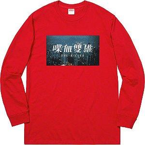 """SUPREME - Camiseta The Killer """"Red"""""""