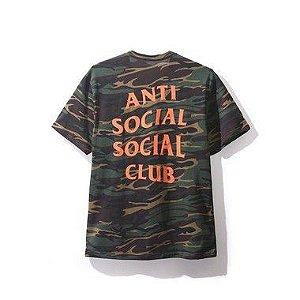 "ANTI SOCIAL SOCIAL CLUB - Camiseta Ghost Camo ""Green"""