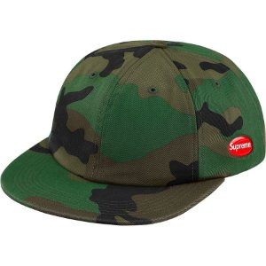 "SUPREME - Boné Window 6-Panel ""Green"""