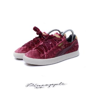 "Puma Clyde x Extra Butter Kings of New York ""Cabernet"""