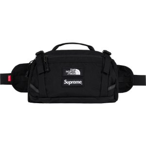 "Supreme x The North Face - Pochete Waist Expedition ""Black"""