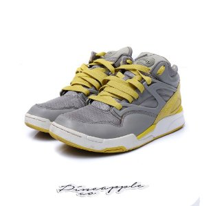 "Reebok Pump Omni Lite Split Decision Pack ""Grey/Yellow"""