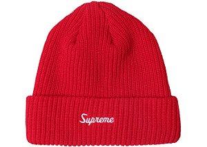 "SUPREME - Touca Loose Gauge ""Red"""