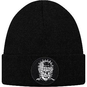 """Supreme x Hellraiser - Touca Logo """"Black"""""""