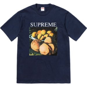 "SUPREME - Camiseta Still Life ""Navy"""