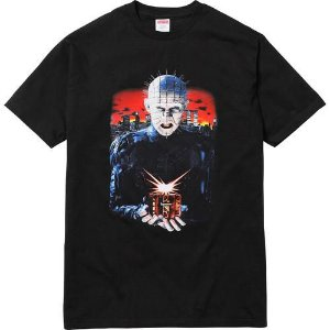 "Supreme x Hellraiser - Camiseta Hell on Earth ""Black"""