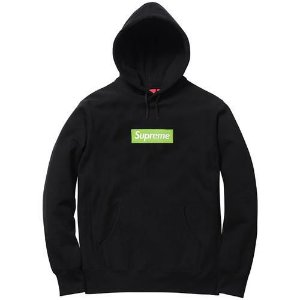 "SUPREME - Moletom Box Logo FW17 ""Black"""