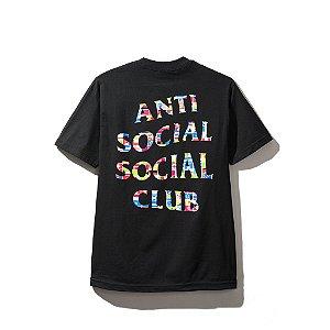 """ANTI SOCIAL SOCIAL CLUB - Camiseta Flag """"Black"""""""