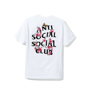 "ANTI SOCIAL SOCIAL CLUB - Camiseta Kkoch ""White"""