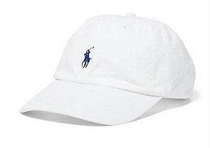 "Polo Ralph Lauren - Boné Baseball ""White"""