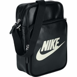 "NIKE - Bolsa Shoulder Bag Heritage ""Black"""