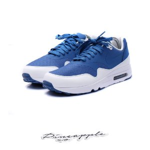 "Nike Air Max 1 Ultra 2.0 Essential ""Industrial Blue/White"""