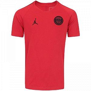 """Nike x Jordan x PSG - Camisa Treino """"Red"""""""