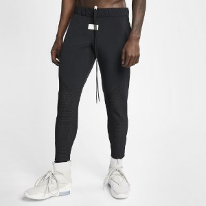 "Nike x Fear of God - Calça Run ""Black/Sail"""