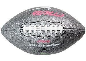 ENCOMENDA - Nike x Heron Preston - Bola De Futebol Americano Vapor 24 7