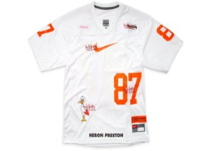 "ENCOMENDA - Nike x Heron Preston - Jersey Oversized ""White"""