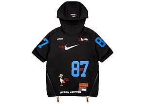 """ENCOMENDA - Nike x Heron Preston - Jaqueta SS """"Black"""""""