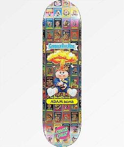 Santa Cruz x Garbage Pail Kids - Shape Nostalgia Overload