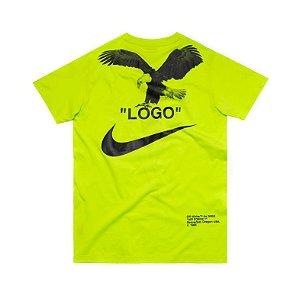 """Nike x Off-White - Camiseta NRG A6 """"Volt"""""""