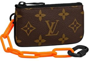 ENCOMENDA - Louis Vuitton x Virgil Abloh's  - Bolsa Pochette Cles Monogram