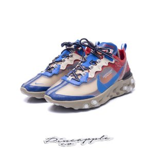 "NIKE x UNDERCOVER - React Element 87 ""Light Beige Chalk"" -NOVO-"