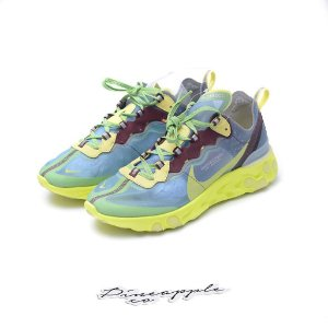 "NIKE x UNDERCOVER - React Element 87 ""Lakeside"" -NOVO-"
