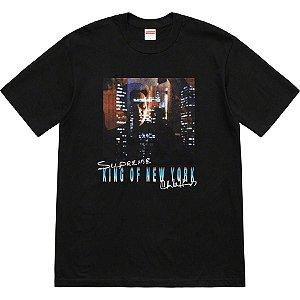 ENCOMENDA - SUPREME - Camiseta Christopher Walken King Of New York