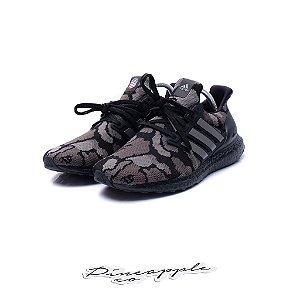 "adidas Ultra Boost 4.0 x Bape ""Camo Black"""