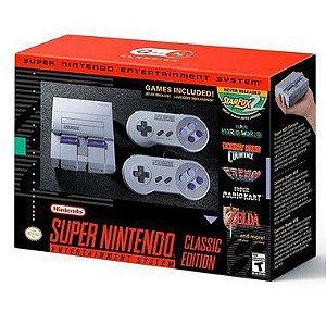 ENCOMENDA - NINTENDO - Super Nintendo Classic Edition