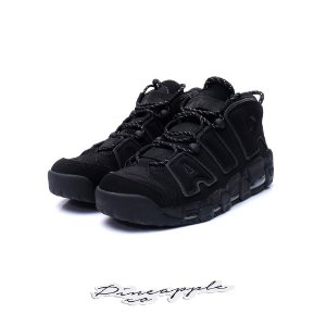 "Nike Air More Uptempo ""Black Reflective"""