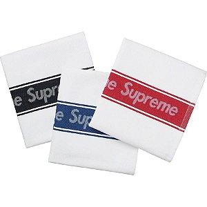 "SUPREME - Toalhas Dish (Pack com 3) ""Branco"" -NOVO-"