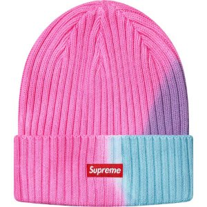"""SUPREME - Touca Overdyed """"Pink"""""""