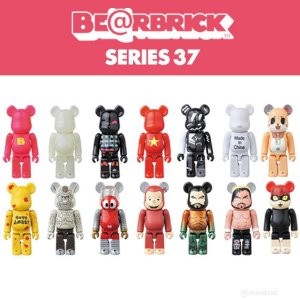 !BEARBRICK - Boneco Series 37 Blind Box -NOVO-