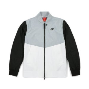 "NIKE - Jaqueta NSW Varsity ""White/Black/Grey"""