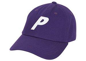"Palace - Boné P 6-Panel ""Purple"""